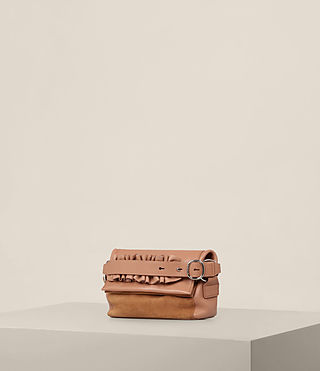 Damen Maya Soft Clutch (LIGHT CARAMEL) - product_image_alt_text_5