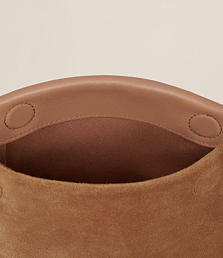Damen Maya Soft Clutch (LIGHT CARAMEL) - product_image_alt_text_6