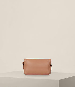 Mujer Maya Soft Clutch (LIGHT CARAMEL) - product_image_alt_text_7