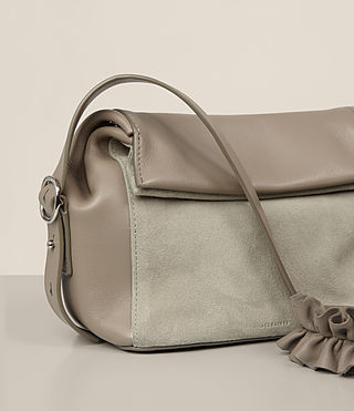 Women's Maya Crossbody (TAUPE GREY) - product_image_alt_text_3