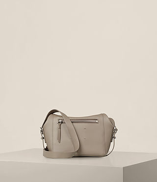Women's Maya Crossbody (TAUPE GREY) - product_image_alt_text_6