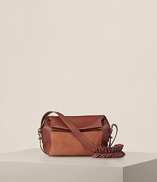 Womens Maya Crossbody (SIENNA BROWN) - product_image_alt_text_1