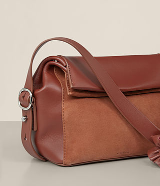 Womens Maya Crossbody (SIENNA BROWN) - product_image_alt_text_3