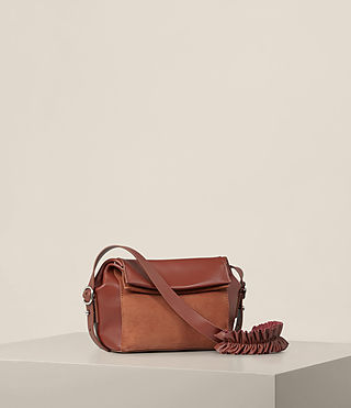 Womens Maya Crossbody (SIENNA BROWN) - product_image_alt_text_4