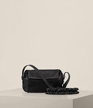 Damen Maya Crossbody (Black) -