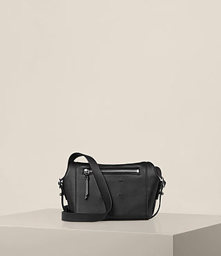 Women's Maya Crossbody (Black) - product_image_alt_text_6