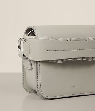 Mujer Maya Clutch (LIGHT CEMENT GREY) - product_image_alt_text_3