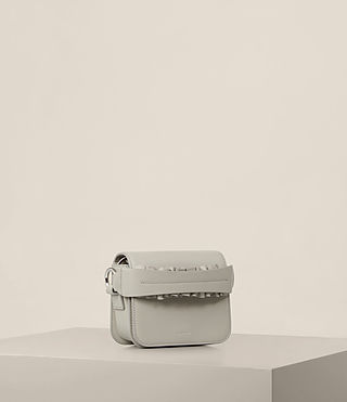 Mujer Maya Clutch (LIGHT CEMENT GREY) - product_image_alt_text_5