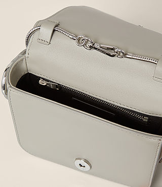 Mujer Maya Clutch (LIGHT CEMENT GREY) - product_image_alt_text_7