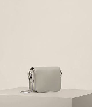 Mujer Maya Clutch (LIGHT CEMENT GREY) - product_image_alt_text_8