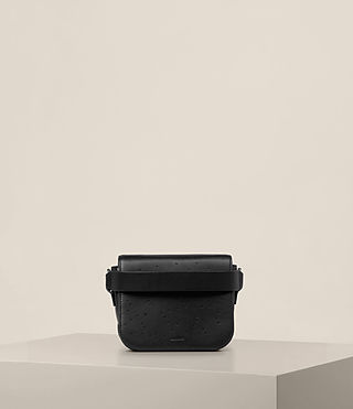 Womens Echo Clutch (Black)