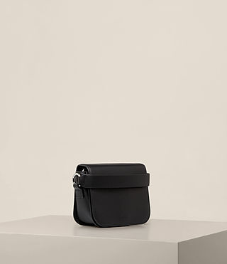 Women's Echo Clutch (Black) - product_image_alt_text_5
