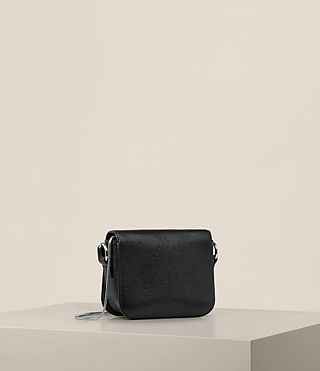 Women's Echo Clutch (Black) - product_image_alt_text_7