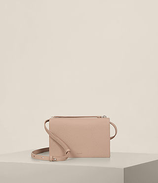 Womens Fetch Wallet Crossbody (BLUSH PINK) - Image 3
