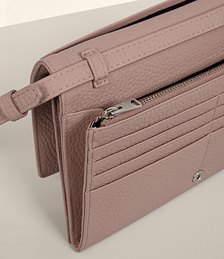 Womens Fetch Wallet Crossbody (BLUSH PINK) - Image 4