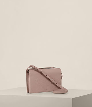 Womens Fetch Wallet Crossbody (BLUSH PINK) - Image 5