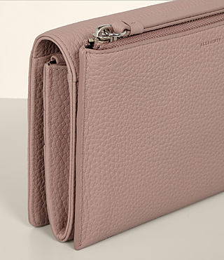 Womens Fetch Wallet Crossbody (BLUSH PINK) - Image 6