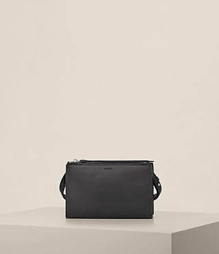Women's Billie Wallet Crossbody (Black) - Image 7