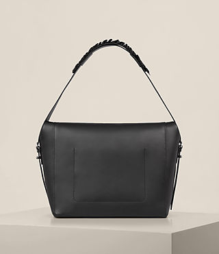 Damen Maya Shoulder Bag (Black) - product_image_alt_text_7
