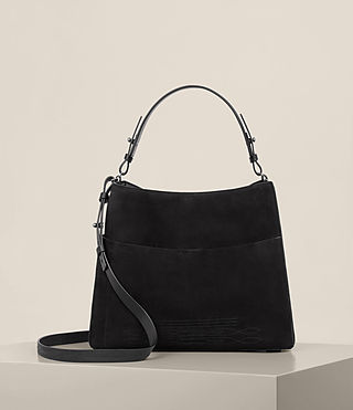 Women's Cooper East West Tote (Black) -