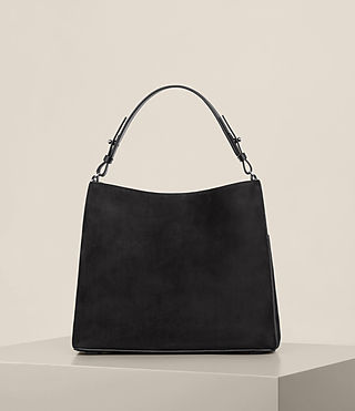 Women's Cooper East West Tote (Black) - product_image_alt_text_7