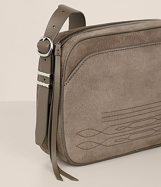 Donne Borsa Cooper stile camera bag (Ash Grey) - Image 3