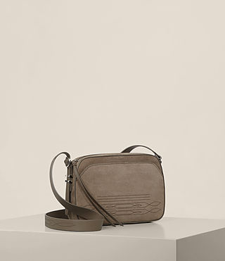 Donne Borsa Cooper stile camera bag (Ash Grey) - Image 5