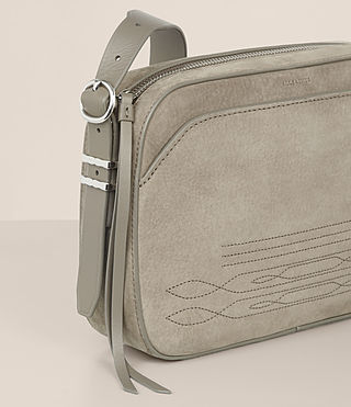 Damen Cooper Kameratasche (LIGHT CEMENT GREY) - Image 3