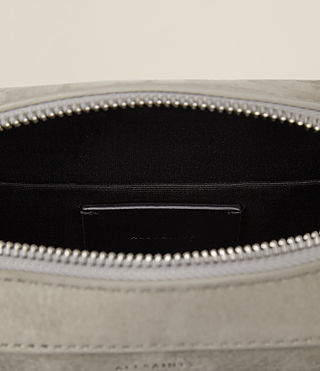 Women's Cooper Camera Bag (LIGHT CEMENT GREY) - Image 6