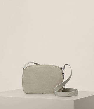 Damen Cooper Kameratasche (LIGHT CEMENT GREY) - Image 7