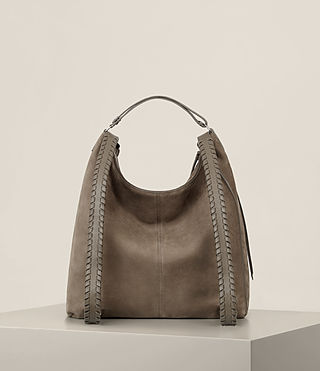 Women's Cooper Backpack (Ash Grey) - product_image_alt_text_9