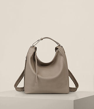 Women's Kita Small Backpack (TAUPE GREY) -