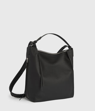 Women's Kita Small Backpack (Black) - Image 4