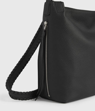 Women's Kita Small Backpack (Black) - Image 5
