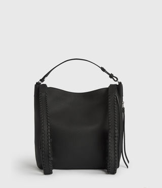 Womens Kita Small Backpack (Black) - Image 7