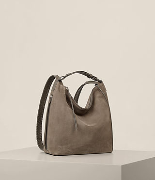 Damen Cooper Small Backpack (Ash Grey) - product_image_alt_text_6