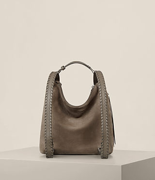 Damen Cooper Small Backpack (Ash Grey) - product_image_alt_text_8