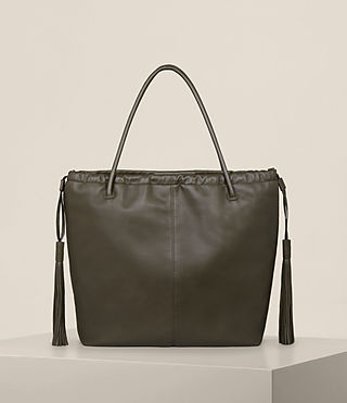 Damen Dive East West Tote (Dark Khaki) - product_image_alt_text_8