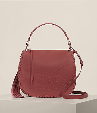 Women's Mori Md Hobo (BERRY RED) - Image 1