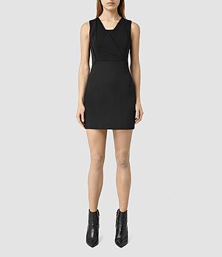 Women's Echo Dress (Black)