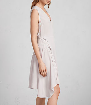 Womens Miller Dress (LILAC PINK) - Image 2