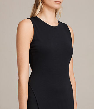 Womens Naia Dress (Black) - product_image_alt_text_2