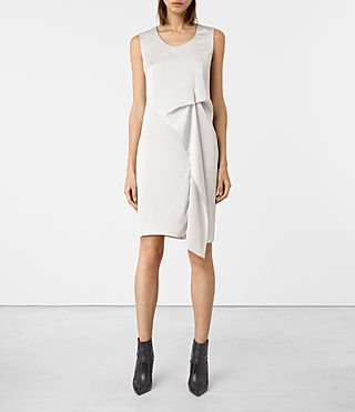 Damen Ultra Dress (STORM GREY)