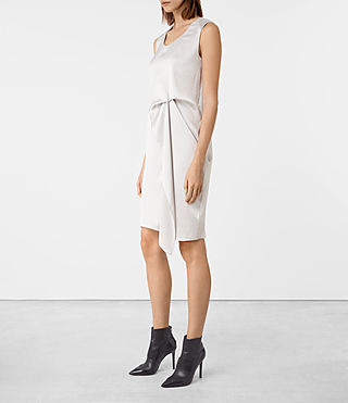 Women's Ultra Dress (STORM GREY) - product_image_alt_text_2