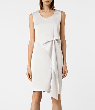 Women's Ultra Dress (STORM GREY) - product_image_alt_text_3