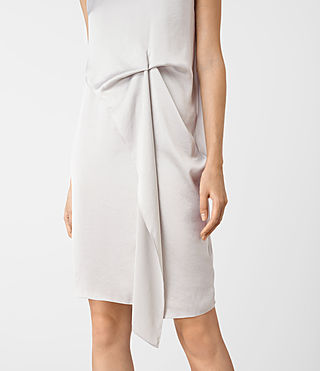 Womens Ultra Dress (STORM GREY) - product_image_alt_text_4