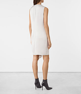 Women's Ultra Dress (STORM GREY) - product_image_alt_text_5