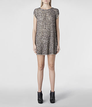 Women's Dispel Dress (Gunmetal) -