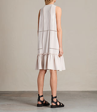 Womens Crace Dress (CHAMPAGNE PINK) - product_image_alt_text_6
