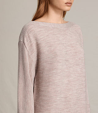 Mujer Esia Dress (QUARTZ PINK MARL) - product_image_alt_text_2